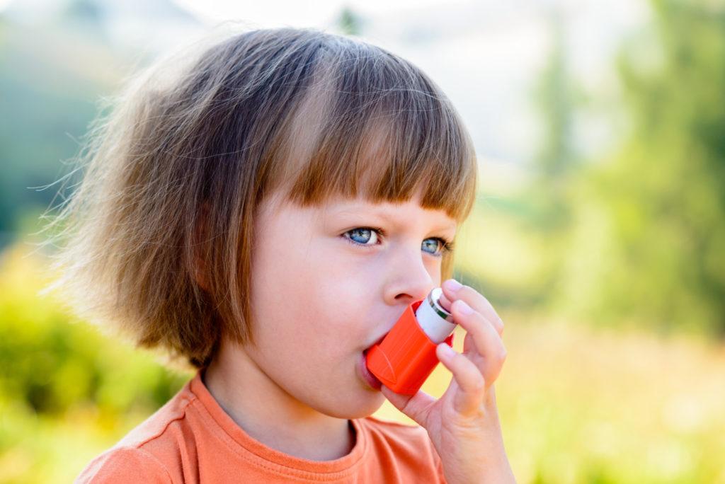 Omega 3 asthme enfant